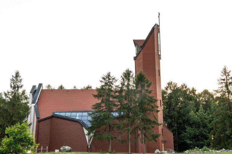 Kościół w Olsztynie: kotłownia gazowa oraz instalacje sanitarne